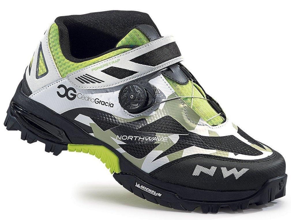 NorthWave Enduro Mid MTB Sko - camo