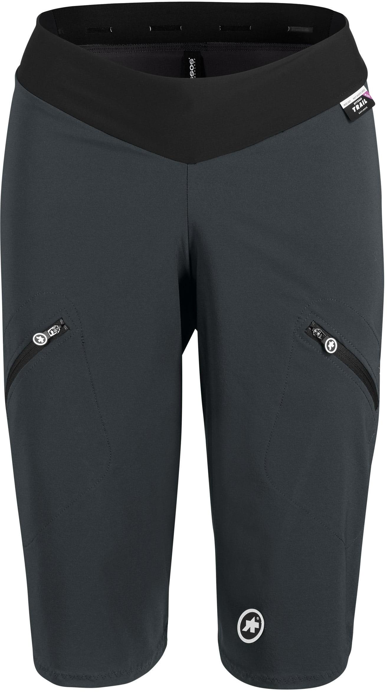 Assos Trail Women'S Cargo Shorts Mtb - Grå