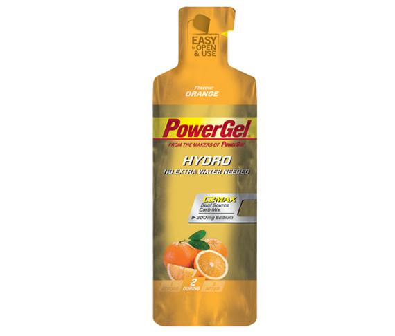 PowerBar Hydro PowerGel Orange