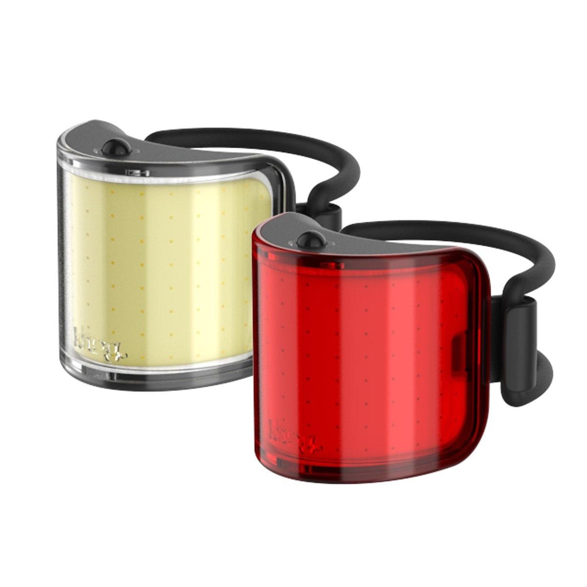 Knog Lil' Cobber Twinpack - 110 , 50 lumen
