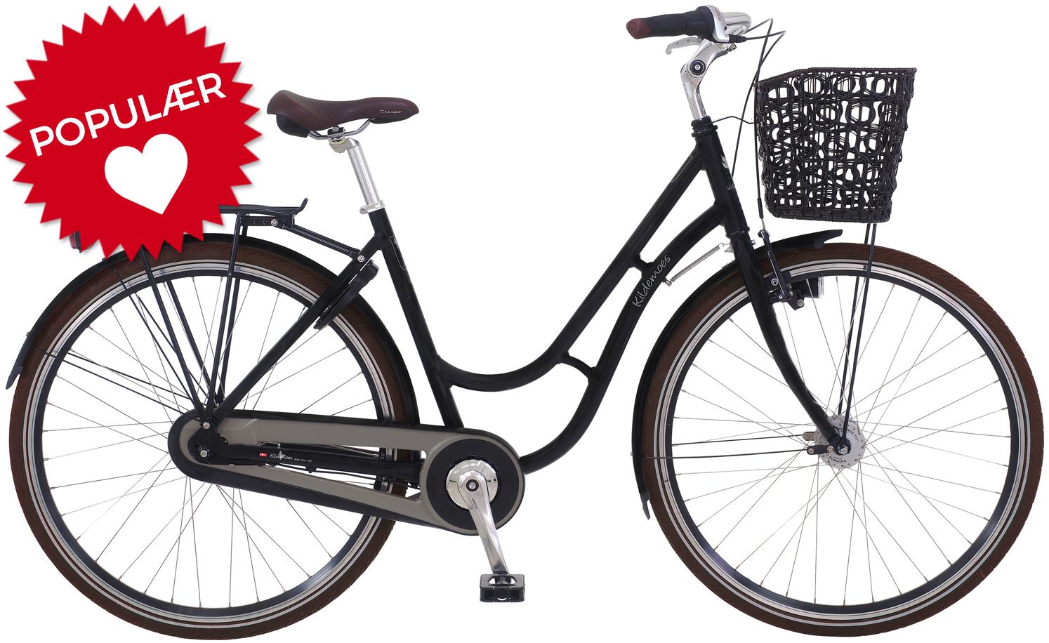 Kildemoes - City Retro | city-cykel