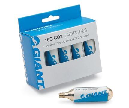 GIANT Kontrol Blast CO2 16g Refill Pack 10stk.