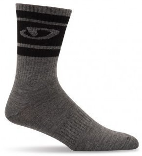 Giro Sokker Seasonal Merino Wool - Grå