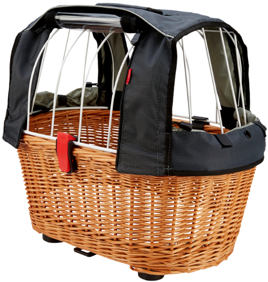 Klickfix Doggy GTA - Cykelkurv til hunde