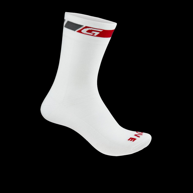 Gripgrab High Cut Summer Sock - Hvid