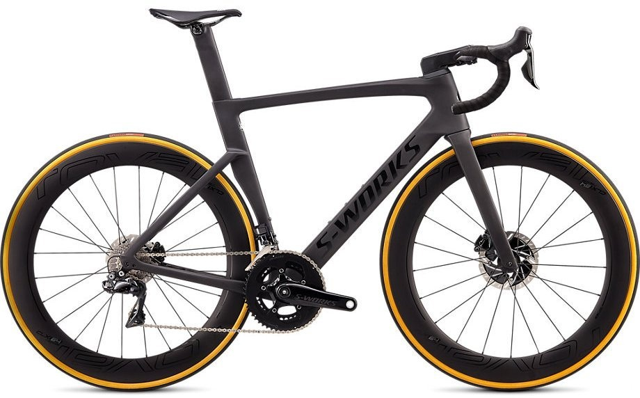 Specialized S-Works Venge Disc Di2 2020 Cykler > Racercykler