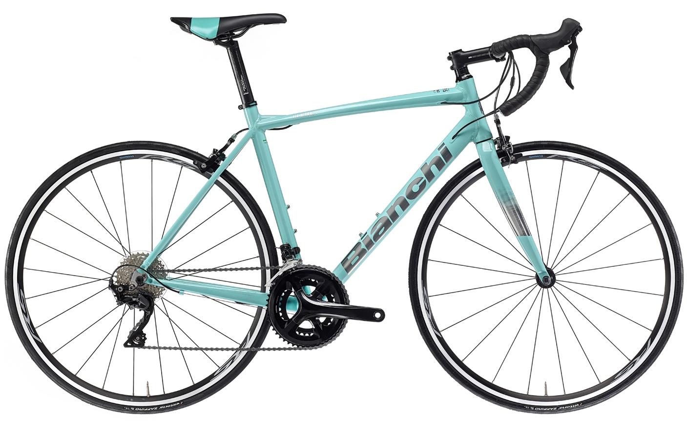 Køb Bianchi Via Nirone 7 Alu 105 22g 2022