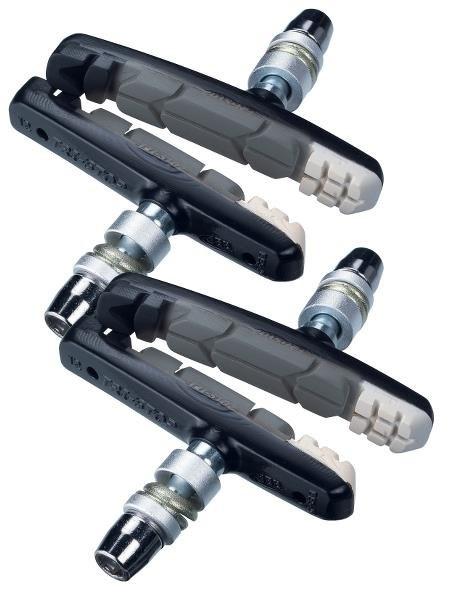 BBB Bremseklodser TriStop 3D til MTB/Cross og V-Bremse