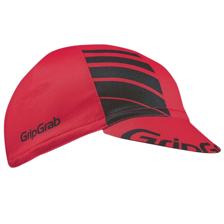 GripGrab Summer Cycling Cap Letvægts - Rød