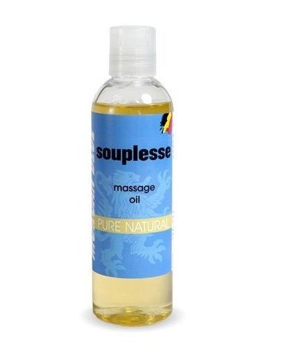 Morgan Blue Souplesse Massage Oil - 200ml