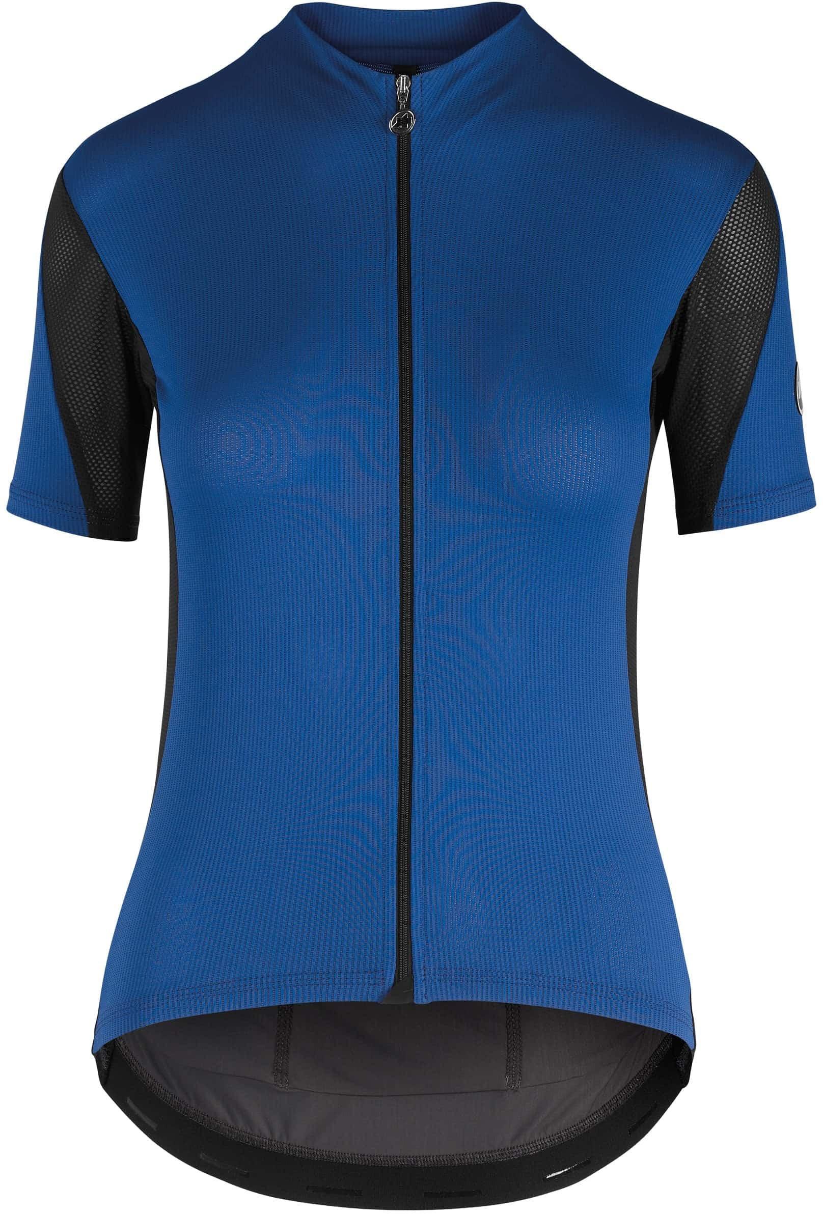 Assos RALLY Women's SS Jersey - Kortærmet Cykeltrøje - Blå