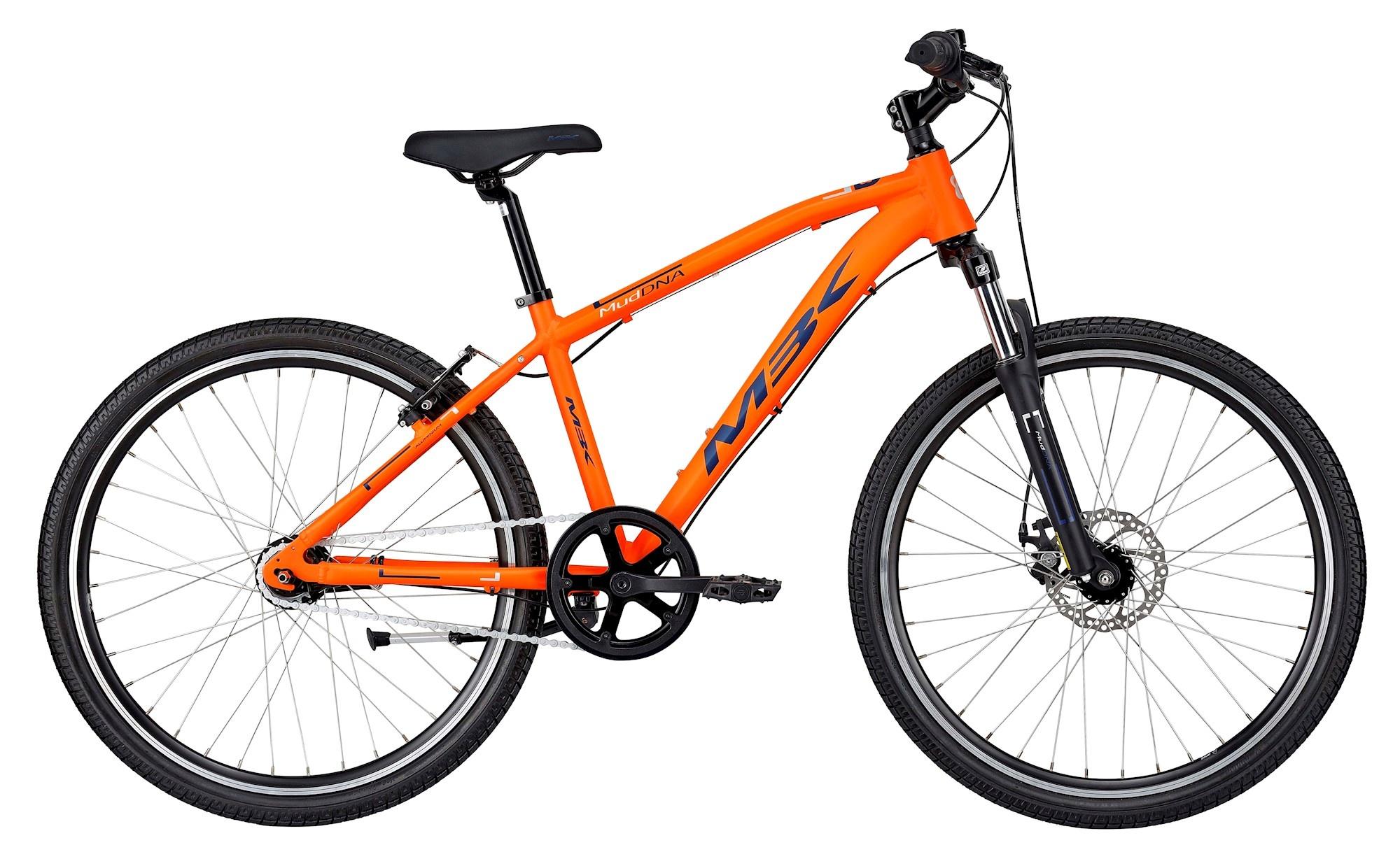 """Mbk Mud Dna 26"""" Dreng 7G 2021 - Orange Cykler > Børnecykler"""
