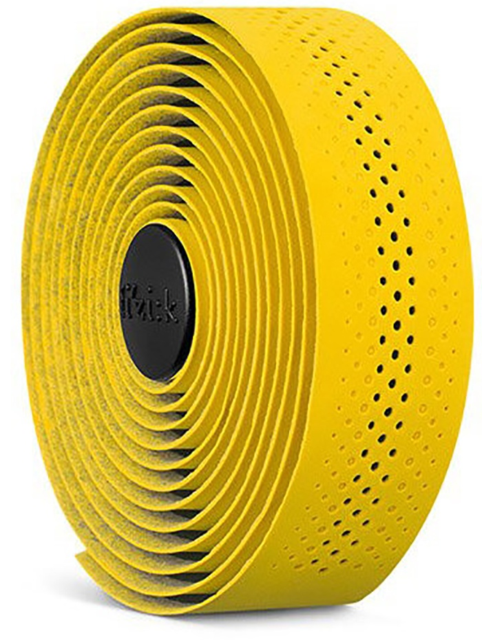 FIZIK Bar tape Tempo Microtex Soft, 3 mm - Gul