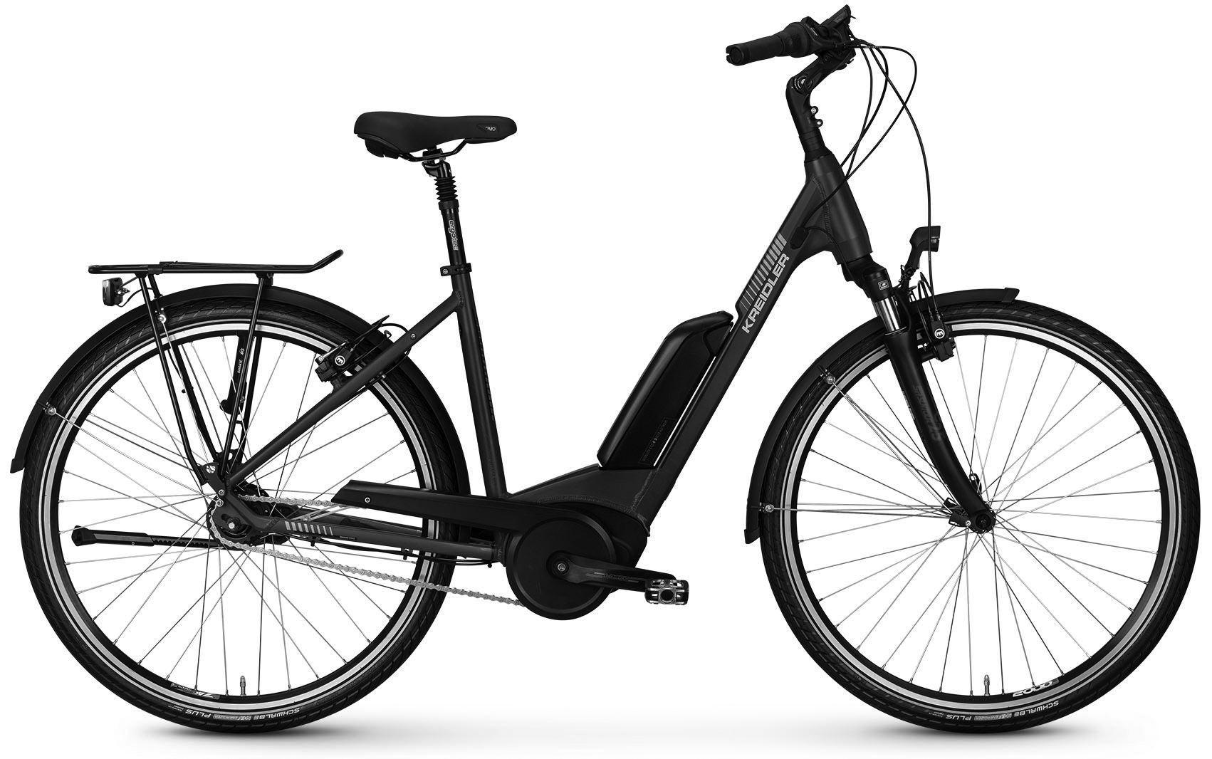 Kreidler Vitality Eco 6 Edition Dame 2019 - sort