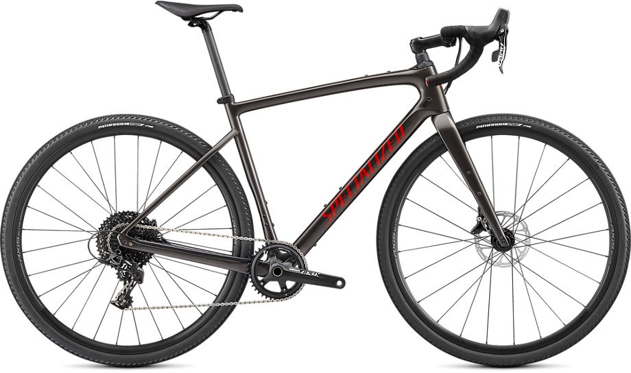Specialized Diverge Carbon 2021 - grå