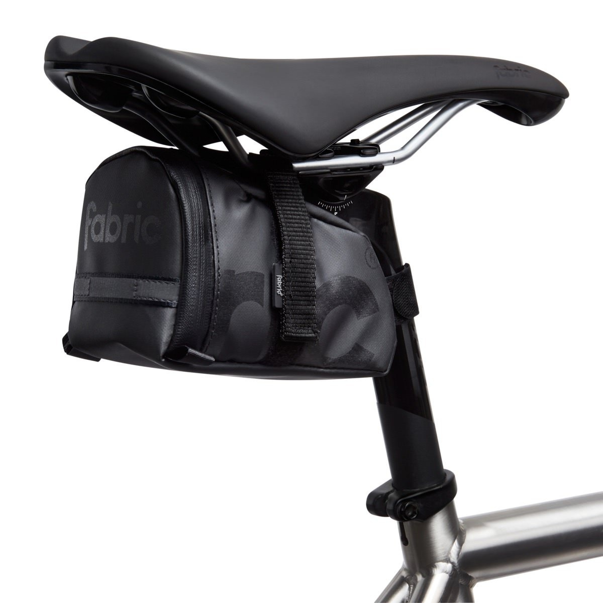 Fabric Contain Saddle Bag sadeltaske (Medium)