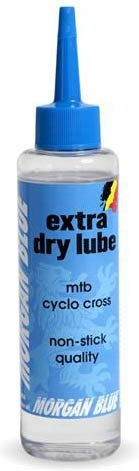 Morgan Blue Extra Dry Lube MTB 125ml dryp flaske