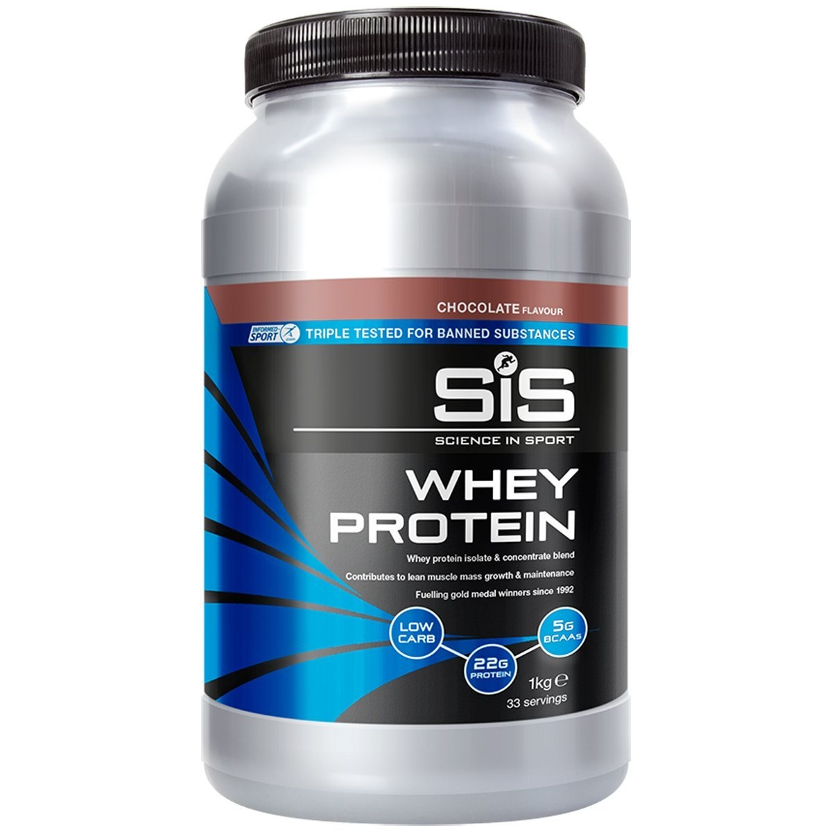 SIS Whey Protein Chocolate - 1kg