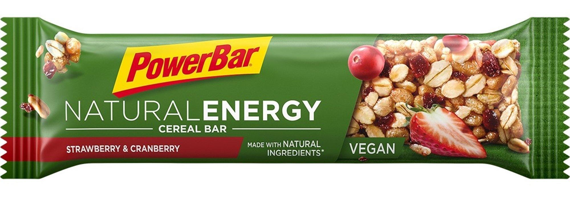 PowerBar Natural Energy Strawberry & Cranberry