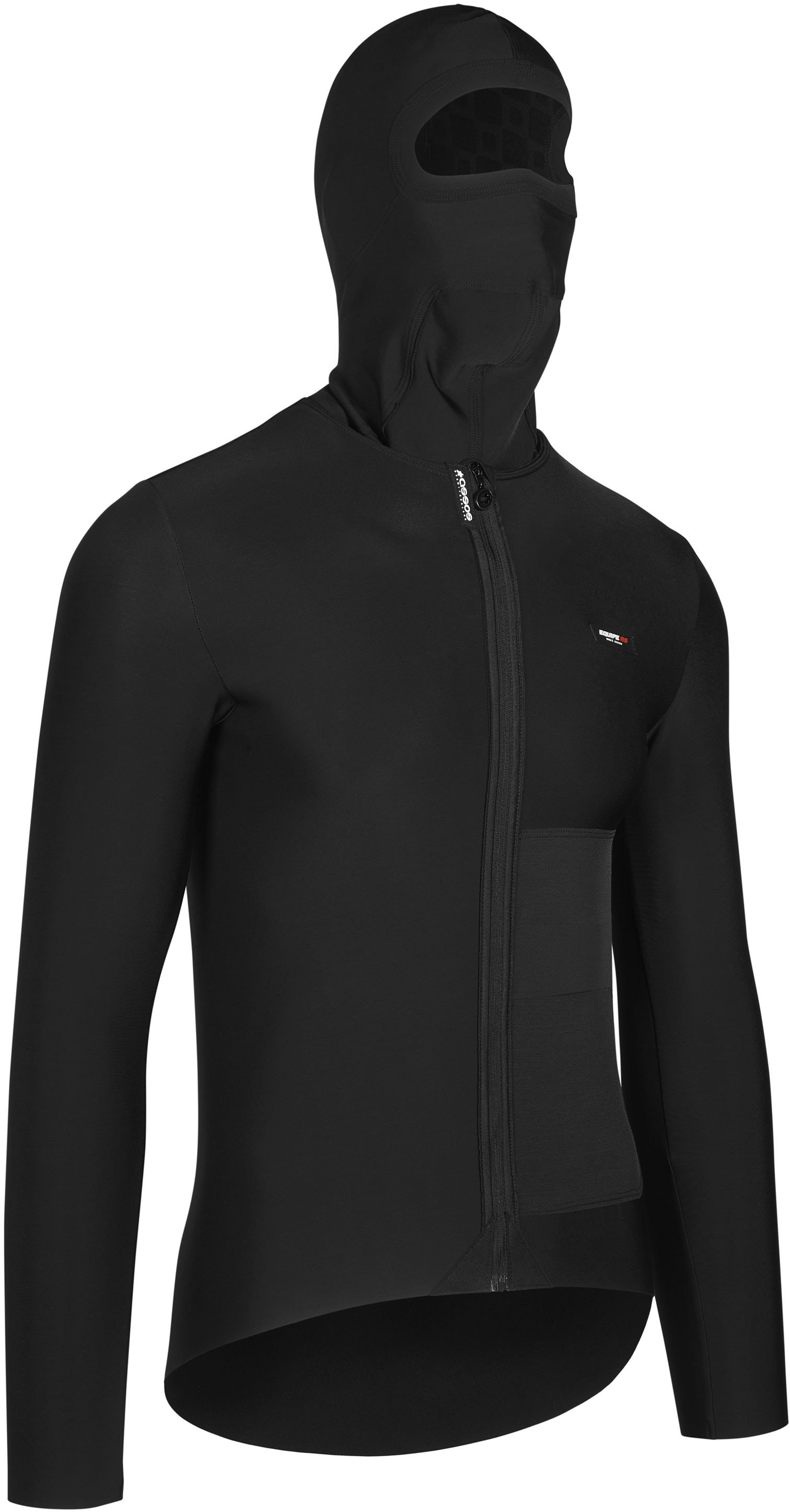 Assos EQUIPE RS Winter LS - Langærmet - Mid Layer - Sort