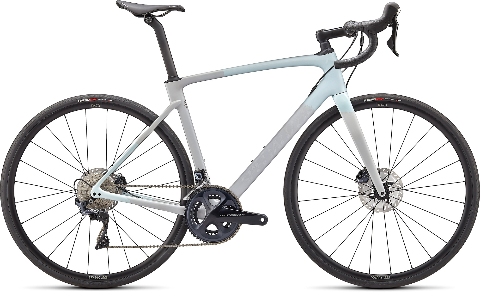 Specialized Roubaix Comp 2021 - Hvid
