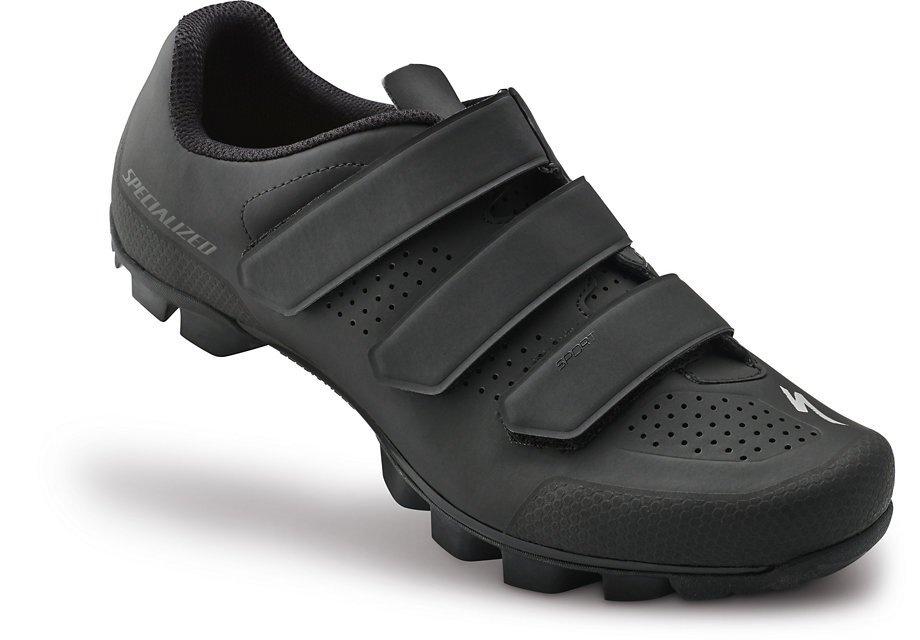 Specialized Sport MTB Cykelsko - Sort  »  Shoe Size: 37