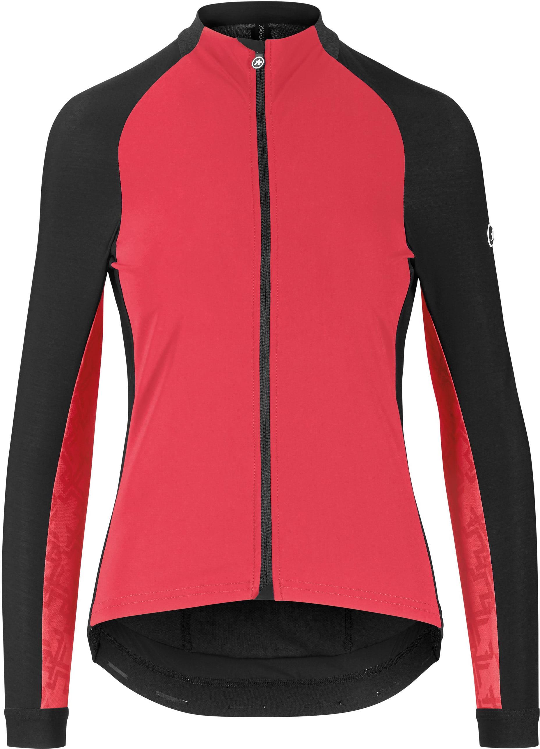Assos Assos Uma Gt Spring Fall Jacket - Lyserød Beklædning > Cykeltøj Til Kvinder
