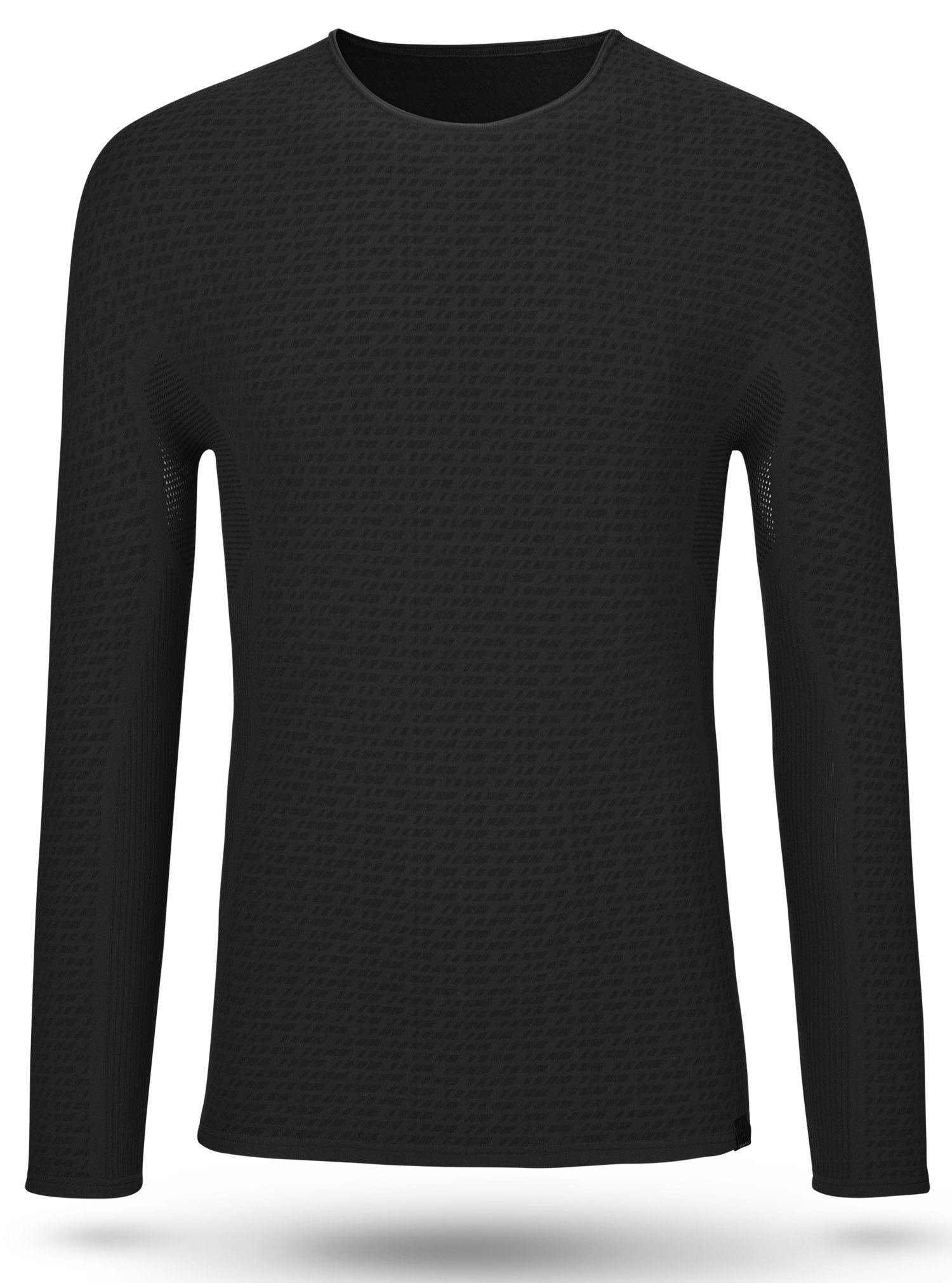 GripGrab Freedom Seamless Thermal Base Layer - Sort
