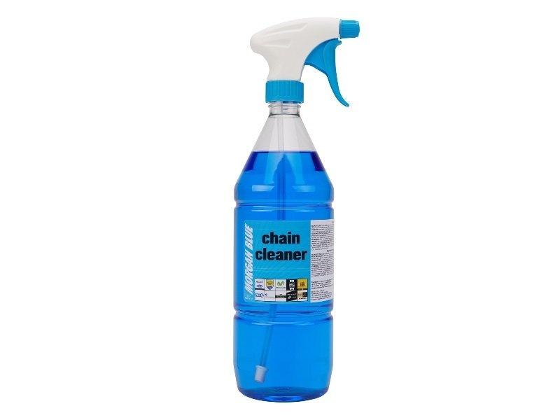 Morgan Blue Chain Cleaner (1000ml) pumpe