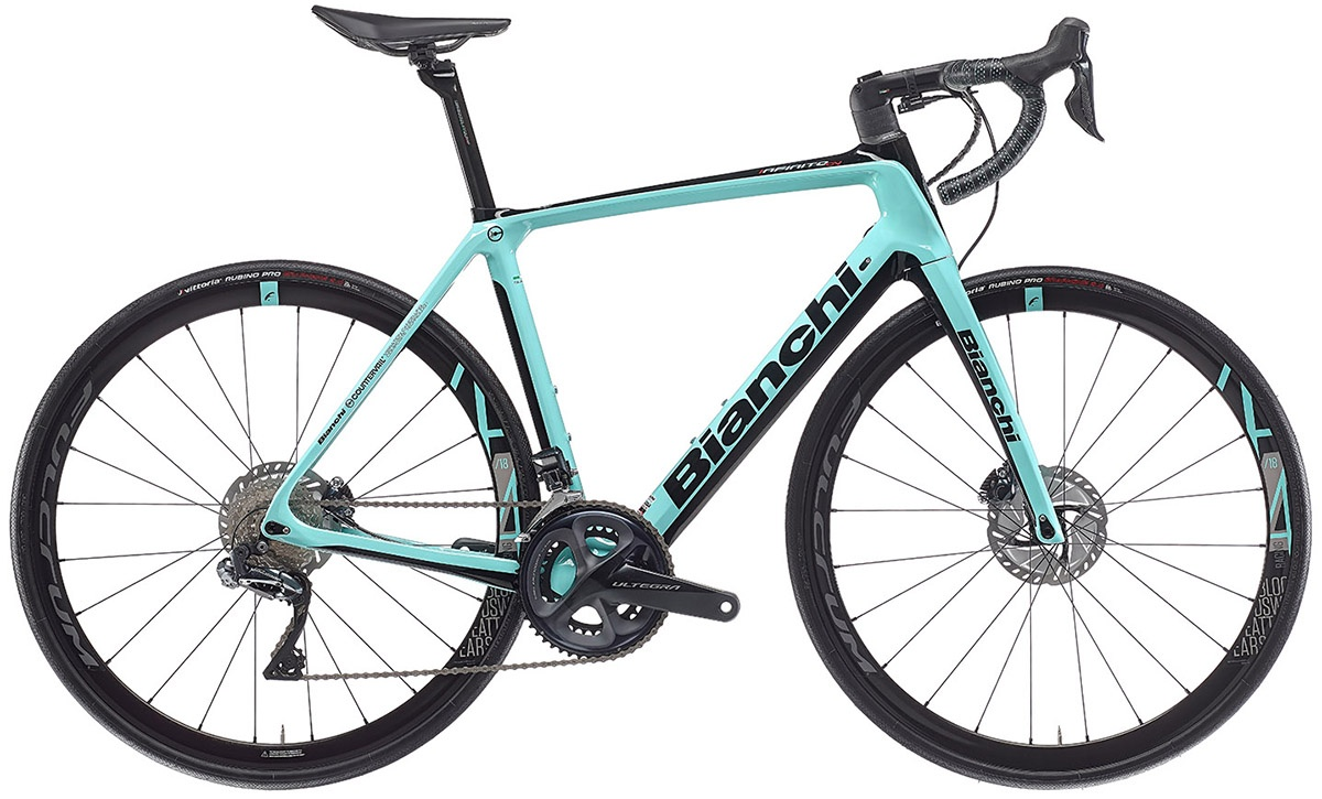 Bianchi Bianchi Infinito Cv Ultegra Di2 22G 2021 Cykler > Racercykler