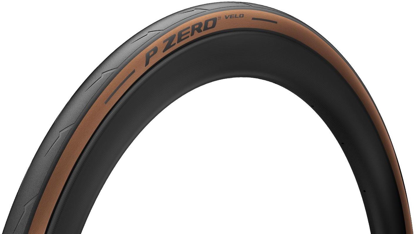 Pirelli P Zero Velo Classic 700x25c/28c Foldedæk - Sort/Brun