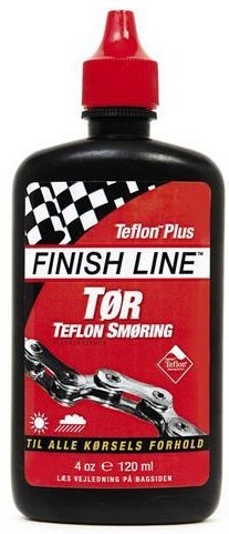 Finish Line - Olie Teflon - Plus Dry Lube 12cl