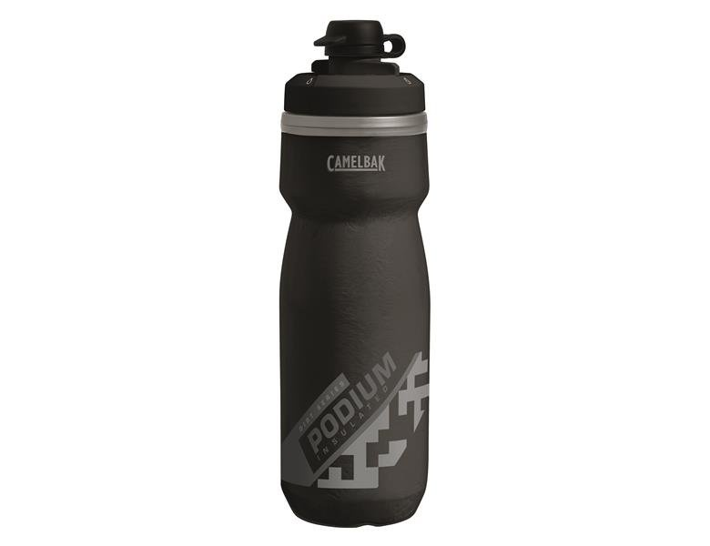 CamelBak Podium Chill Dirt drikkedunk - Sort