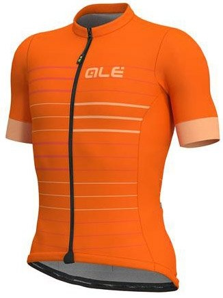 Alé Jersey Solid Ergo - Orange