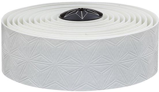 Supacaz Styrbånd Super Sticky Kush Silicone - Hvid Tilbehør > Styrbånd
