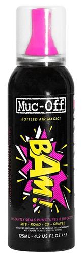 Muc-Off B.A.M. Bottled Air Magic (til punkteringer) - 125 ml