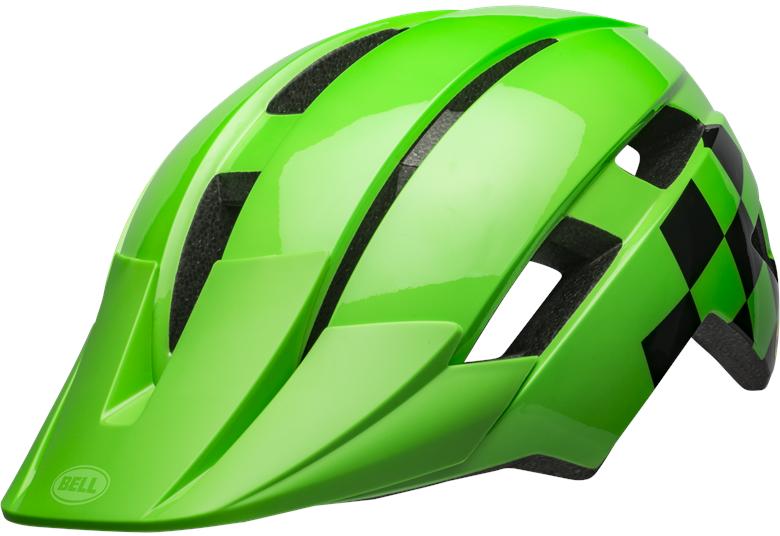 Bell Sidetrack II MIPS (junior) – Blå / Hi-Viz   cykelhjelm
