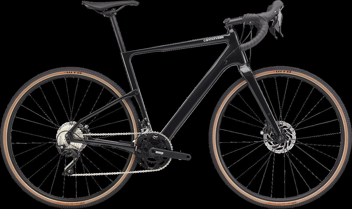 Cannondale Topstone Carbon 105 2020 - Sort