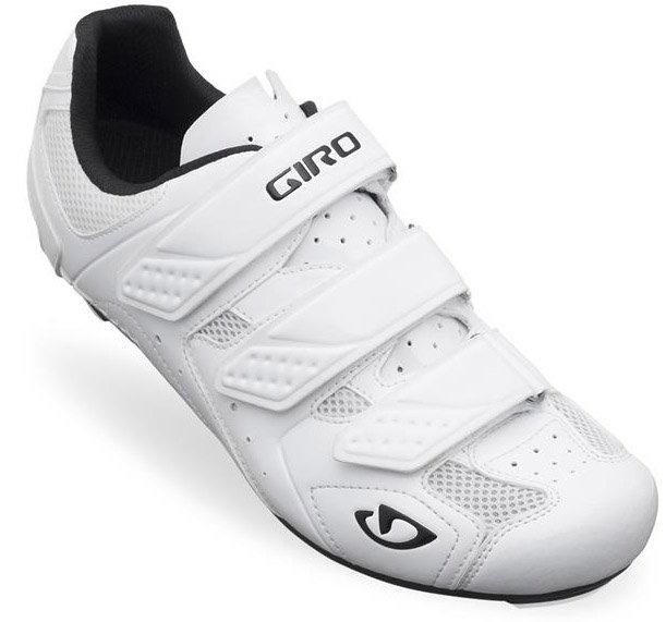 Giro Sko Treble II - Hvid