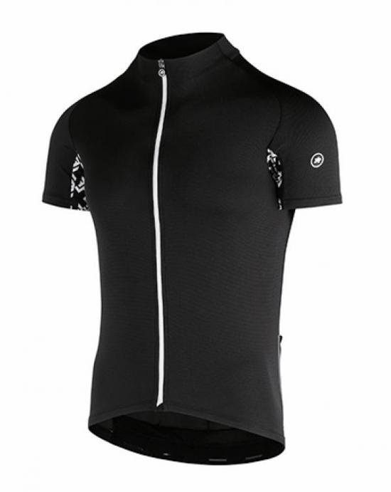 Assos Cykeltrøje Mille GT Short Sleeve Jersey, Sort