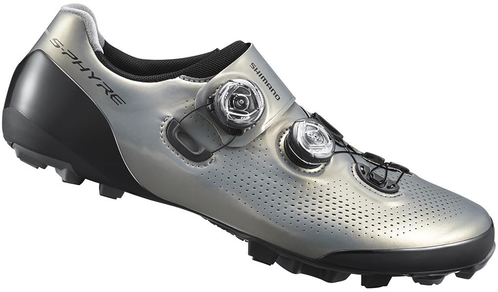 Shimano S-Phyre Xc901 Spd Mtb Sko - Sølv Beklædning > Cykelsko > Cykelsko Mtb
