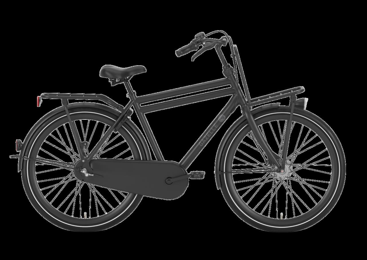 Gazelle Puurnl Herre 2021 - Sort Cykler > Herrecykler