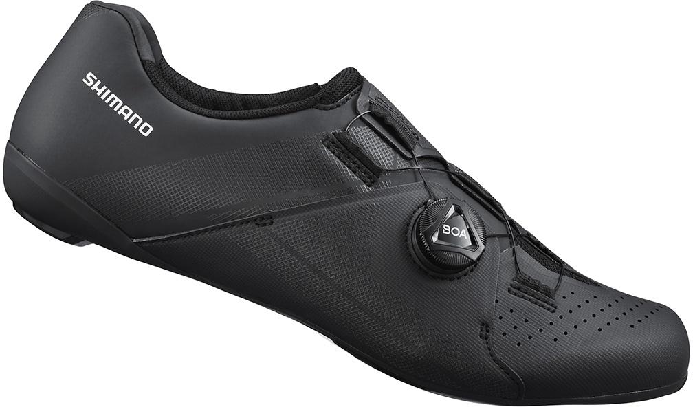 Shimano Rc300 Race Sko - Sort Beklædning > Cykelsko