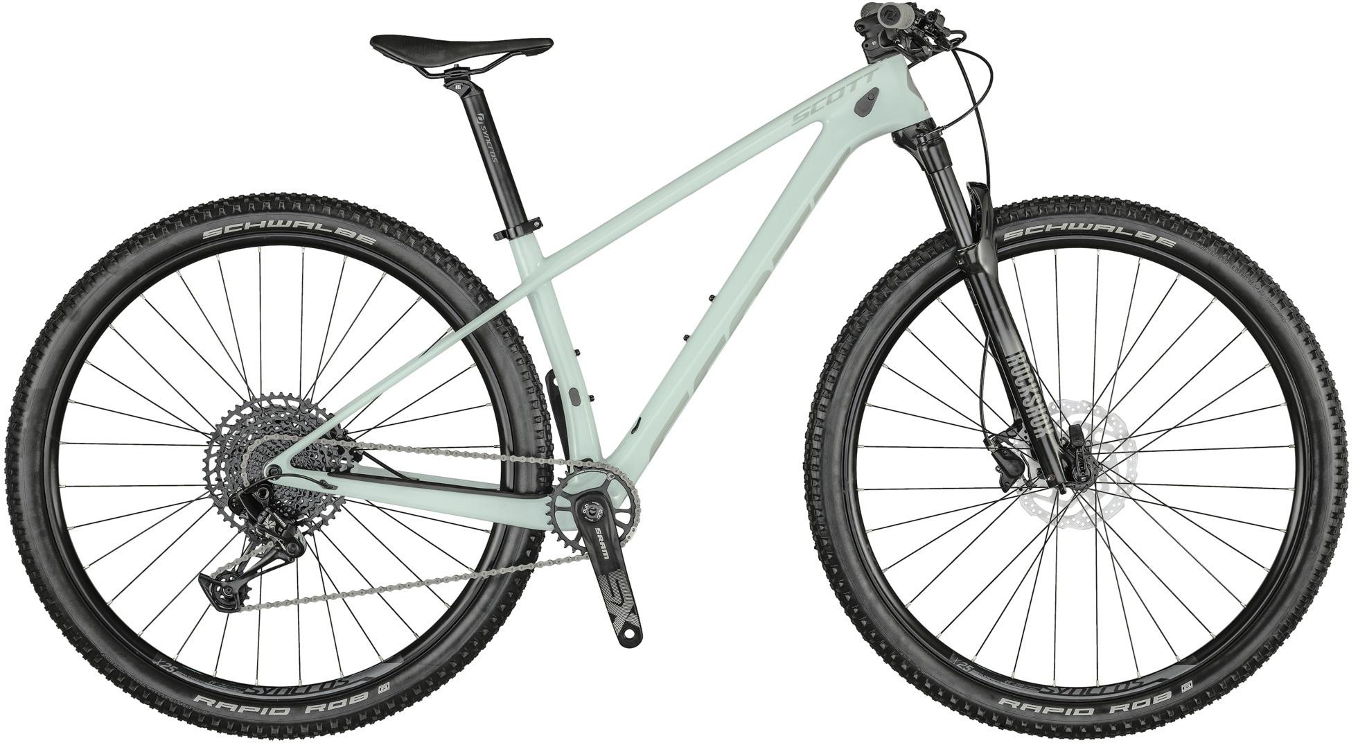 Scott Scott Contessa Scale 930 2021 Cykler > Mountainbikes