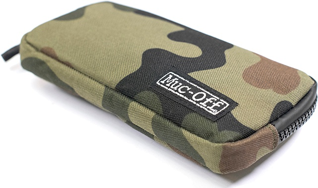 Muc-Off Essentials Case Polyester - Camo (Wallet)