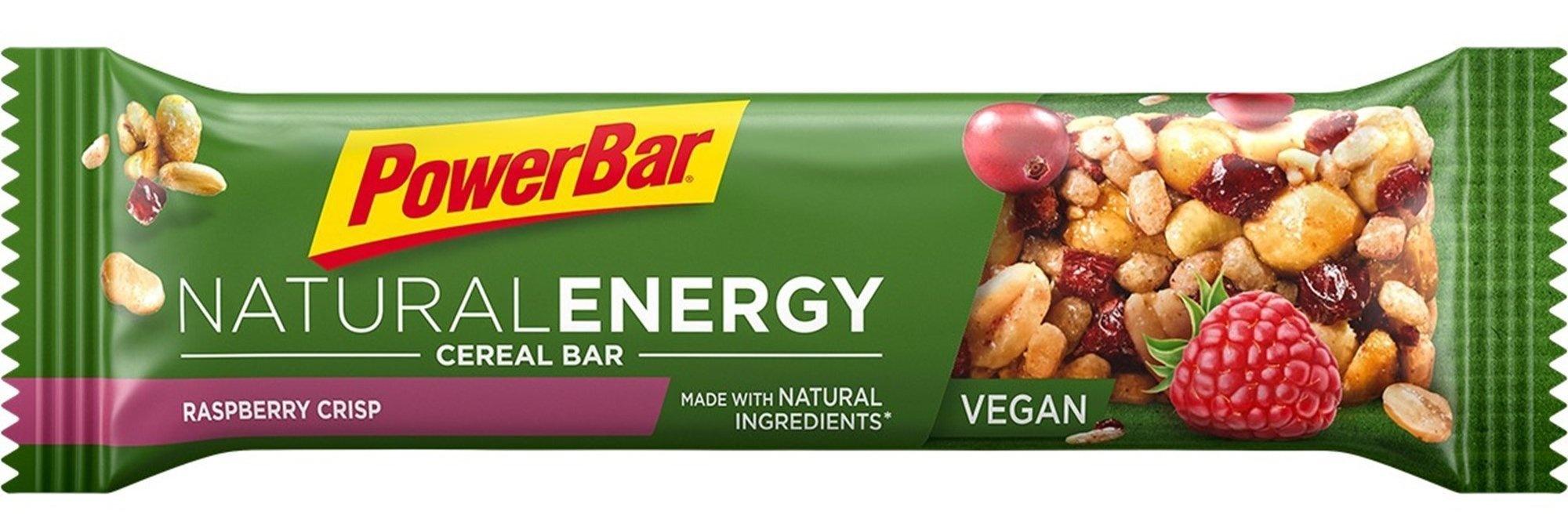 PowerBar Natural Energy Rasberry Crisp