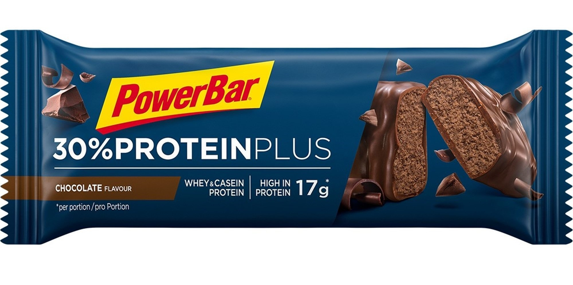 PowerBar 30% Protein Plus Chocolate