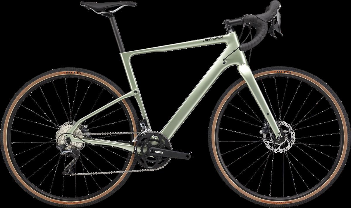 Cannondale Cannondale Topstone Carbon Ultegra Rx 2 2020 Cykler > Racercykler > Carbon Racer