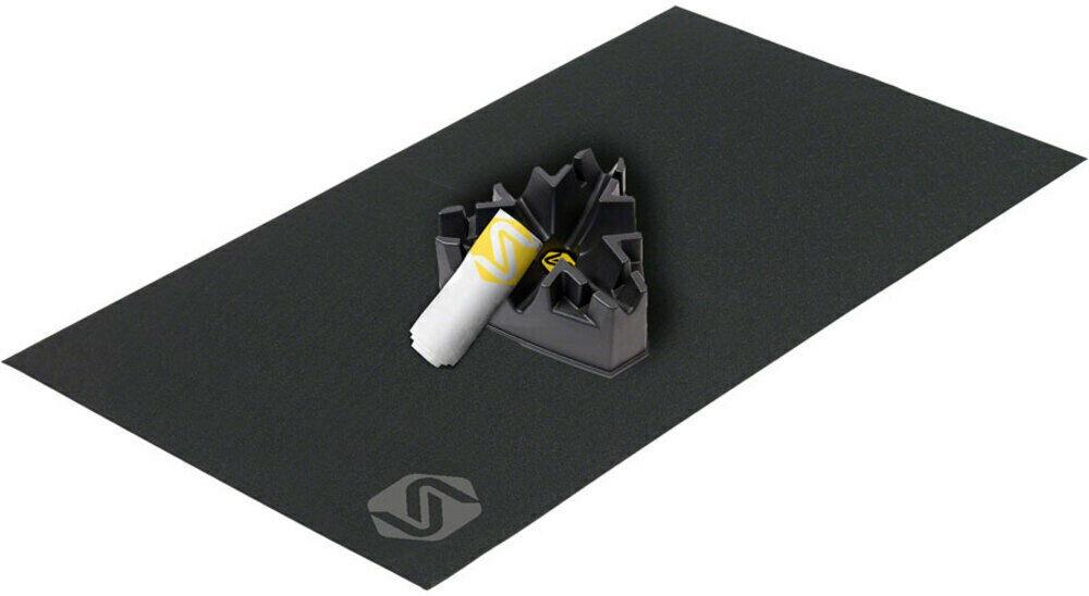 SARIS Complete Accessory Kit / Måtte - Block - Håndklæde