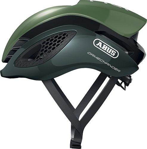 Abus GameChanger Hjelm - Mørkegrøn